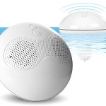 Wireless Floating Speaker – äänentoistoa uima-altaassa