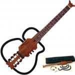 Aria Sinsonido Travel Guitars -kitarat helpottavat reissussa soittelua