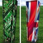 Lähde tyylikkäästi ja ympäristöystävällisesti Creative Coffins -arkussa