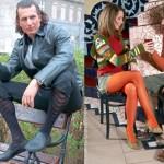 e-MANcipate promotoi sukkahousujen käyttöä miehille