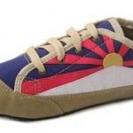 Komodo 'Free Tibet' sneakers, äänestä jaloillasi