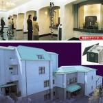 Japanilainen maoseleum-automaatti korvaa perinteiset pyhäköt