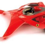 """Futuristinen Ferrari Monza -konseptiauto """"liitää"""" tien pinnalla"""