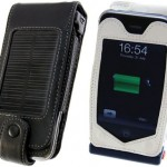 Apple iPhone 3G Solar Charging Case lataa iPhonen auringosta