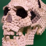 Nice Skull on Lego-pääkallo