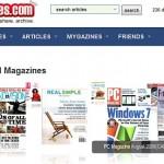 Lue aikakausilehtiä ilmaiseksi Mygazines palvelun kautta