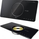 LG DVS450H on tyylikäs dvd-soitin