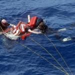 ORCA-järjestelmä ilmoittaa mies yli laidan -tilanteesta, ja kenestä on kyse
