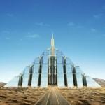 Dubai Ziggurat tulee olemaan miljoonan ihmisen asuttama pyramidi
