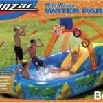 Banzai Wild Waves Water Park – pakkaus vastaan todellisuus