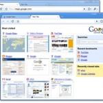Googlen nettiselain nimeltään Google Chrome sai vahingossa aikaisen julkistuksen