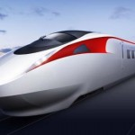 Japanin uuden luotijunan huippunopeus on 350 km/h