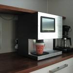 Viimeisin ideablogissa palkittu idea on kosketusnäytöllä varustettu tietokoneohjattu kahvinkeitin