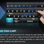 Swype helpottaa kirjoittamista kosketusnäytöllä