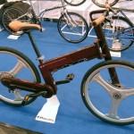 """Eurobike 2008: Pacific """"If Mode"""" -kokoontaitettava polkupyörä"""