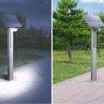 Sharp LED-katuvalot toimivat aurinkoenergialla ja reagoivat maanjäristyksiin
