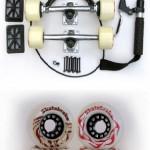 SkateBrake Kit jarrut rullalautaan