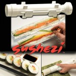 Sushie Tube on Darth Vaderin sushi-työkalu