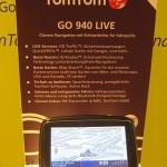 """TomTom GO 940 Live taitaa Google-haut ja korjaa reittiä """"lennosta"""""""