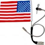 Amerikan lippu -usb-muistomerkki