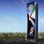 Maailman suurin videoscreeni rakennetaan Dubaihin