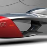 Audi Calamaro on design-konsepti lentävästä autosta