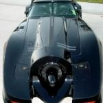 Vuoden 1978 Corvette muunnettuna Batmobile-autoksi 2