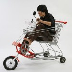 Cartrider-ostoskärryn on suunnitellut Jaebeom Jeong