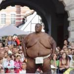 Emanuel Yabrauh on maailman lihavin atleetti