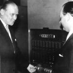 Suomen ensimmäinen tietokone nimeltään ENSI täyttää perjantana 50 vuotta