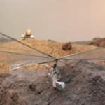 Hollannissa kehitetään robottihyönteistä avustamaan Marsin tutkimusta