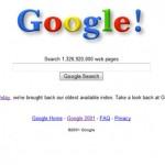 Google täytti 10 vuotta – kokeile mitä netistä löytyy hakukoneyhtiön vanhimman tallennetun hakemiston perusteella