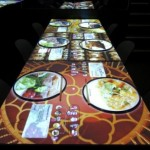 Lontoolainen inamo-ravintola käyttää sisustuksessaan ja ruokalistassaan kosketusnäyttöjä 1