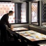 Lontoolainen inamo-ravintola käyttää sisustuksessaan ja ruokalistassaan kosketusnäyttöjä 4