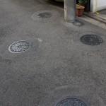 Maailman tiheiten viemärikaivotettu katu on Tokiossa 3