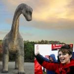 Sarah Palin: Dinosaurukset ja ihmiset elivät yhdessä ja maailma luotiin 6000 vuotta sitten