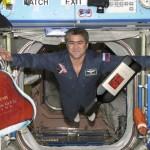 Venäläinen kosmonautti Salizhan Sharipov toivoisi avaruuslennoille alkoholia