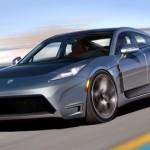 Tesla Model S on hulppea perhekäyttöön soveltuva sähköauto