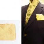 Bullet-proof Handkerchief -nenäliina kevlarista