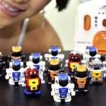 Tomyn Robo-Q on maailman pienin androidi