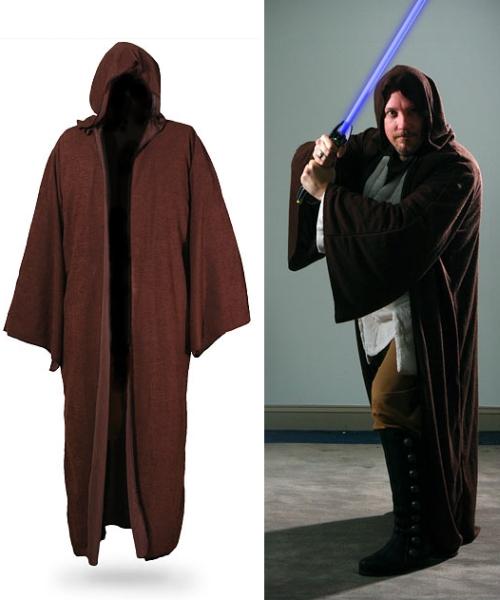 Deluxe Jedi Robe on virallinen Jedi-kaapu
