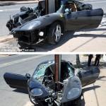 125000 euron Ferrari halkaistuna