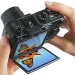 Flipbac helpottaa kameralla sihtailua sammakkoperspektiivistä
