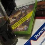 Gears of War 2 ja krapulapäivä