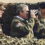George W. Bush -kuvia presidenttiuran ajalta