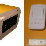 Kolmiulotteinen tulostin joka käyttää tulostusmateriaalina liimaa ja paperia
