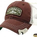 Guinness Bottle Opener Baseball Cap – pullonavaajahattu