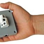 Scallop Imaging Digital Window D7 Camera tuottaa hd-tasoista 180-asteista valvontakamerakuvaa
