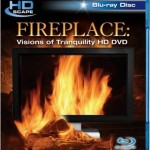 HDScape Fireplace: Visions Of Tranquility Blu-ray on HD-takka