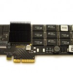 Fusion-io ioDrive tarjoilee flash-muistia 500 Mt/s